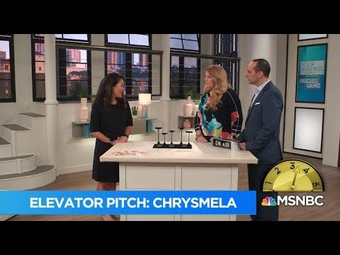 HSN Elevator Pitch: Chrysmela by OPEN Forum