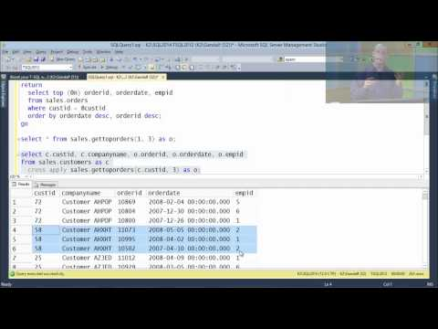 Boost Your T-SQL With the APPLY Operator, 01, APPLY, Described