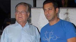 Is Salman Khan Affraid Of His Father Salim Khan? | Bollywood Gossip