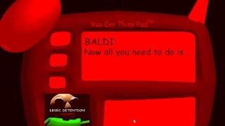 - Ending - One Night In Baldi