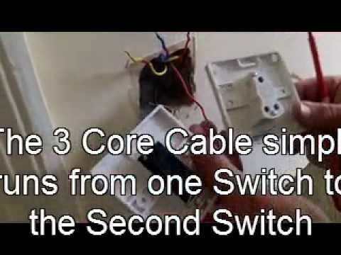 Changing A Two Way Switch