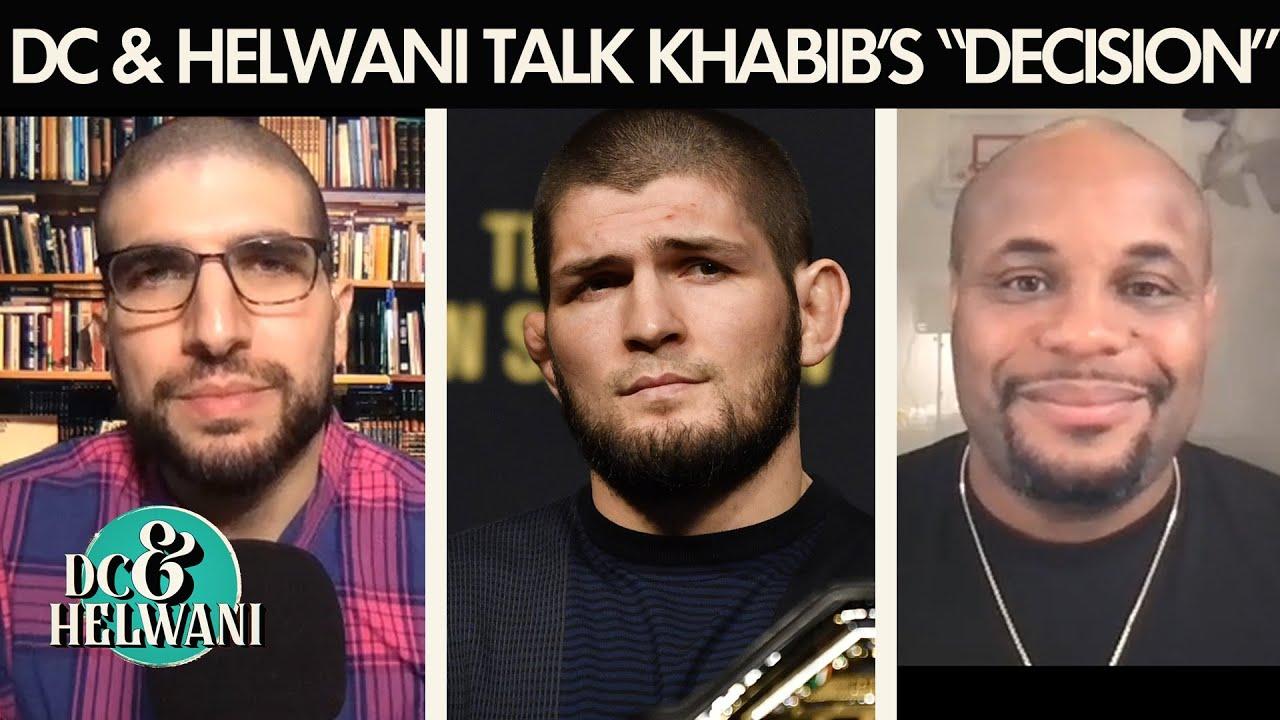 Ariel wants the truth from Cormier about Khabib Nurmagomedov | DC & Helwani | ESPN MMA