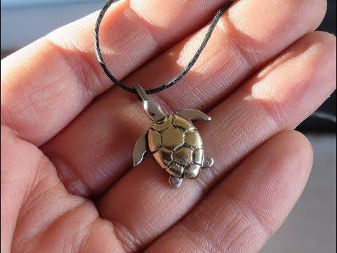 I made a Sea Turtle from Australia coins