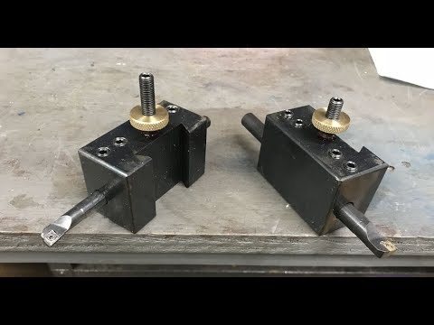 QCTP Boring Bar Holders Part 2 of 2