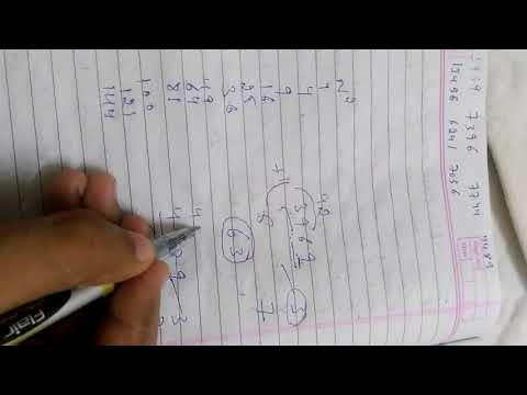 How to find the square root of perfect number without calculator within few seconds in English