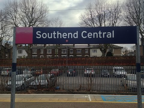 Full Journey on c2c (Class 357) from Southend Central to London Fenchurch Street (via Ockendon)
