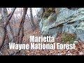 Wayne National Forest - Marietta OH