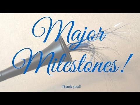 100 Subscribers on YouTube - Major Milestone! Thank you!!!