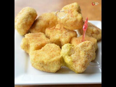 Healthy Toddler Chicken Nuggets