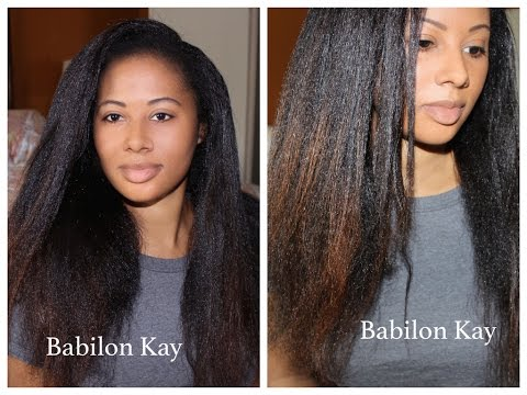Extremely Dry Hair!  Moisturize and Sealing