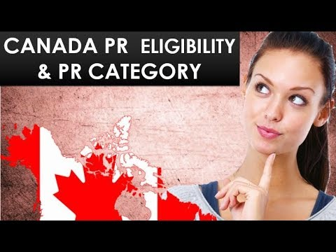 HOW TO CHECK CANADA PR ELIGIBILITY AND JOB NOC CODE