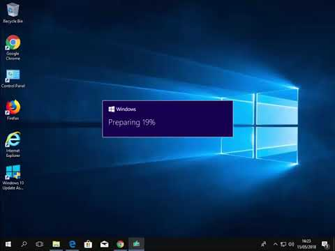 How to Manually Update to Windows 10 1803 April 2018 Update