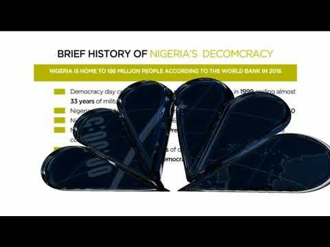 Democracy Day: Nigeria's journey so far?