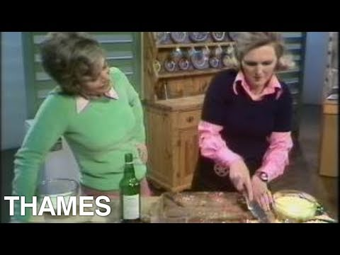 Mary Berry makes a Sherry Trifle | Cooking Retro Style | Good Afternoon