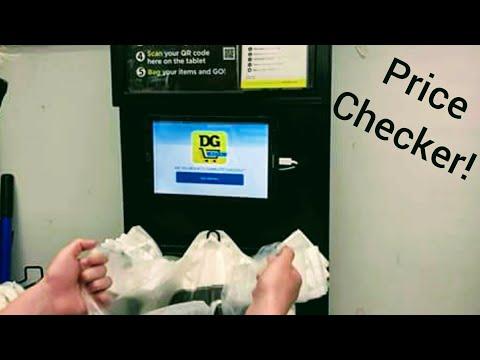 OMG Self Checkout at Dollar General - DG Go App