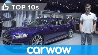 New Audi A8 2018 - does it make a Mercedes S-Class seem old tech?   Top10s