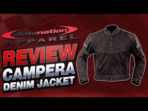 Motonation Apparel Campera Jacket Review | Sportbike Track Gear