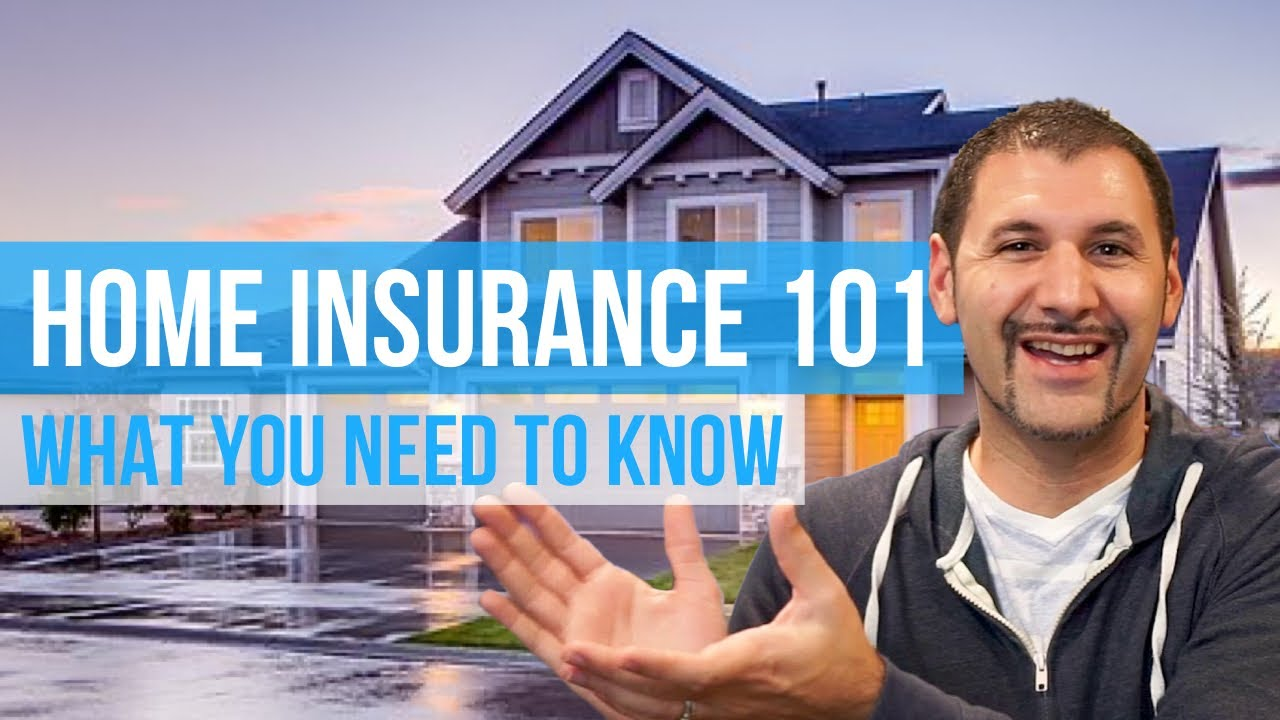 Insurance 101 - Homeowners Insurance Coverage | The Ultimate Guide to Home Insurance