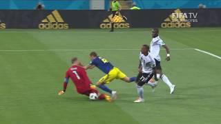 Goalkeeper Analysis - X Block Clip 3 - FIFA World Cup™ Russia 2018