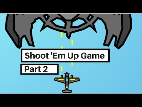 Scratch Tutorial: How to Make a Shoot 'Em Up Game (Part 2)