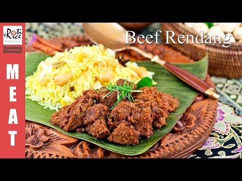How to make Beef Rendang   Roti n Rice