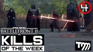 Star Wars Battlefront 2 - TOP 10 KILLS OF THE WEEK #4