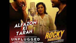 Alfazon Ki Tarah Unplugged    Alfazon Ki Tarah Unplugged  by Shreya Ghoshal