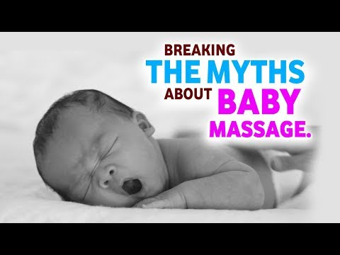 Breaking the myths about baby massage | How To Massage A Newborn Baby? Sushruta