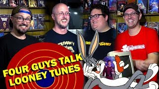 Download Four Guys Talk Looney Tunes Video