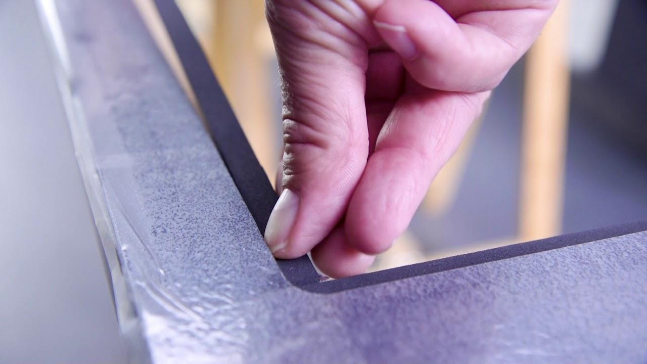 Montage video: Het plaatsen van de kookplaat