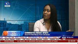 Good Vs Bad News From Oil Sector Pt.1 |Business Morning|