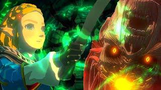 Sequel To Zelda: Breath Of The Wild Trailer Breakdown   E3 2019