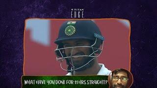 Star Sports Match Point: Have you ever done 'a Pujara'?