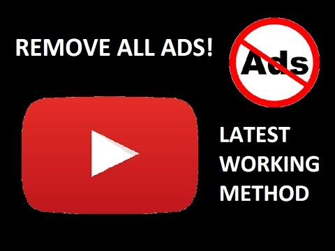 (HOW TO) BLOCK ALL YOUTUBE ADS ON ANDROID WITHOUT ROOT [100% WORKING METHOD] [APRIL 2018]