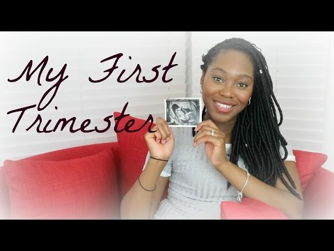 1st Trimester Update: Killer Cramps, Crying Fits & Life Saving Products