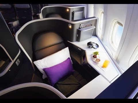 NEW Virgin Australia A330 Business Suite + Perth Virgin Lounge - Flight Review