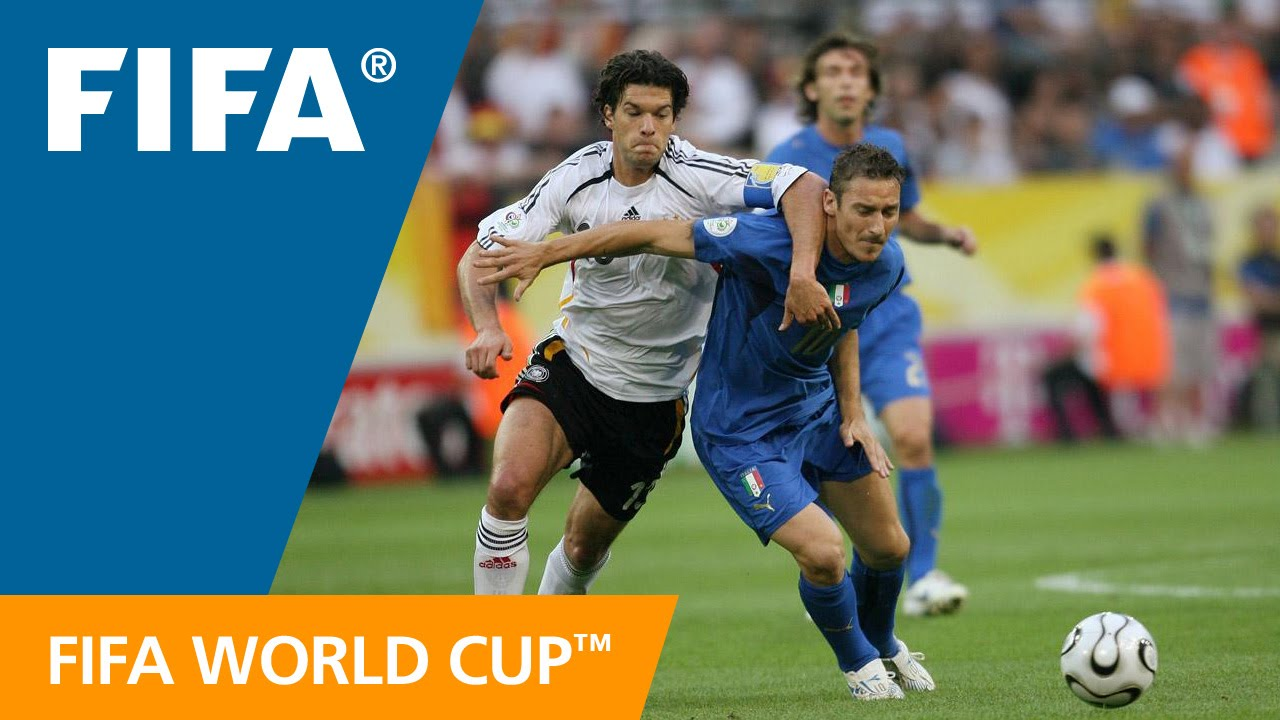 Germany 0-2 Italy (AET) | 2006 World Cup | Match Highlights