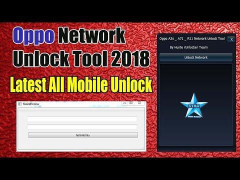 OPPO Unlock Tool 2019 | Latest All Mobile Lock Remove