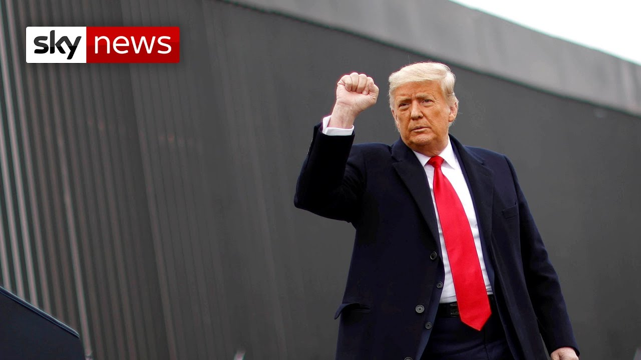 Trump: Biden should be 'careful what he wishes for'