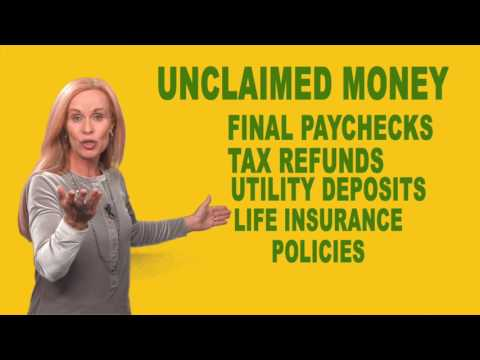 Unclaimed Money: The 1st Place to Search for Your Missing Money