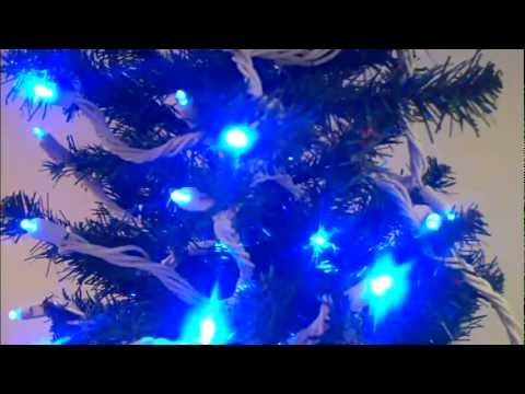 Looking for Christmas tree for home? blue artificial Christmas tree can be beautiful choice