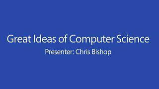 Great Ideas Of Computer Science