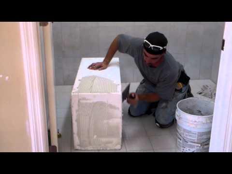 Easy Shower Bench Demo
