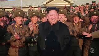 Trump's Video Pitch to Kim: Corny and Strategic   NYT News