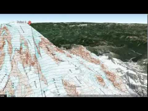 Contour Maps In Google Earth Lab