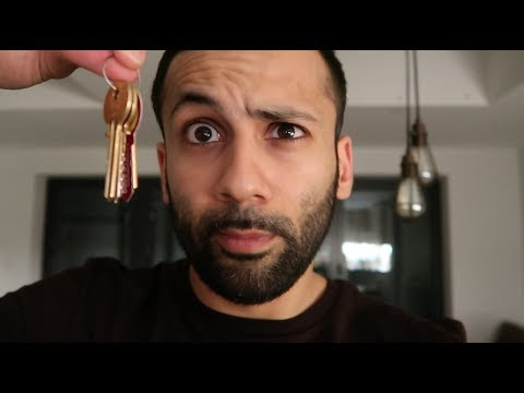 watch RamaVlog Day 28 - KEYS TO OUR NEW HOME!