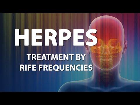 Herpes - RIFE Frequencies Treatment - Energy & Quantum Medicine with Bioresonance