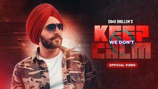Pinda Aale : We Dont Keep Calm | Simu Dhillon | Amrit Maan | Mix Singh | Latest Punjabi Songs 2019