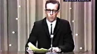 George Carlin TV NEWS & Al Sleet the Hippy Dippy Weatherman