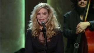 """Jamey Johnson and Alison Krauss sing """"Seven Spanish Angels"""" live  in Washington D. C. in HD."""
